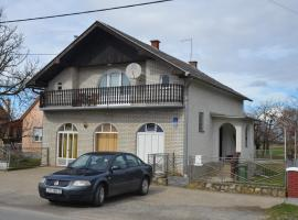 Rooms Mila, Rezovac (рядом с городом Drávatamási)