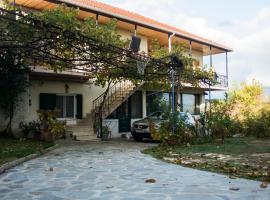 Cozy Cottage, Янина (рядом с городом Manteio)