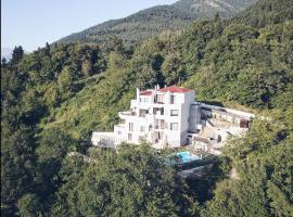 Forest Suites, Méga Khoríon