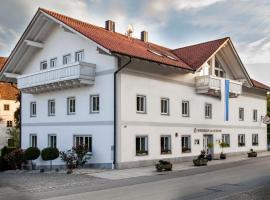 Hotel Wirtshaus am Schloss, Aicha vorm Wald