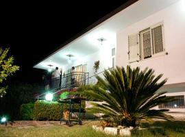 B&B VILLA NORA, Campagnola (Teano yakınında)