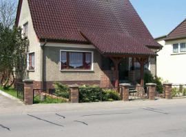 Ferienwohnung Storchennest, Schwaan (Sabel yakınında)