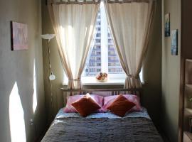 Apartment at Novaya 15