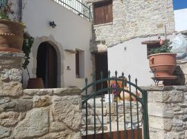 Jeans' Cretan Cottage, Kalón Khoríon
