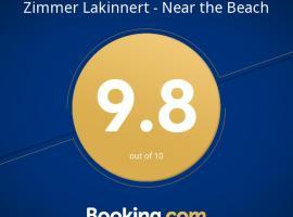 Zimmer Lakinnert - Near the Beach, Кинерет (рядом с городом Poriyya)
