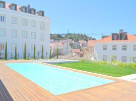 RH Mouraria Garden, Swimming Pool & View