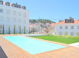 RH Mouraria Garden, Swimming Pool & View