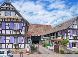 A l'arc en ciel, Blaesheim