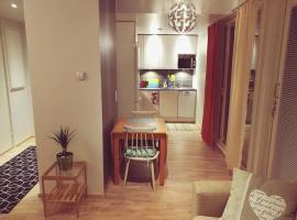 The cosmopolitan apartment