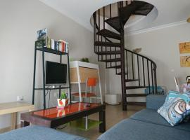 Apartamento duplex Crucero 36, Гиа-де-Исора (рядом с городом Плайя Сан Хуан)