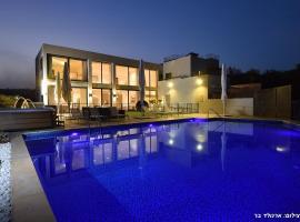 Villa J, Migdal (рядом с городом Kefar Zetim)