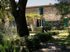 La Maison Du Village, Montlaur (рядом с городом Pradelles-en-Val)
