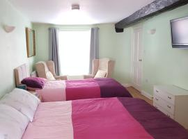 Brookside Cottage, Okehampton (рядом с городом South Tawton)