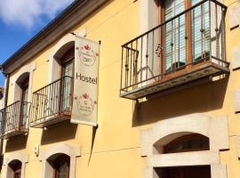 La Sandalia, Avila (Narrillos de San Leonardo yakınında)