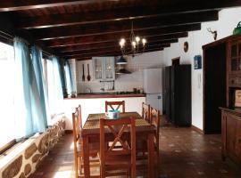 La casa vieja, Тегесте