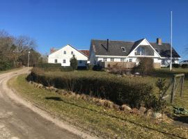 Breddamgård B&B, Åbybro (Arentsminde yakınında)