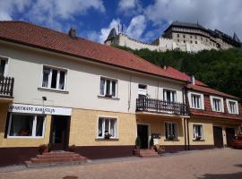 Apartmány Karlštejn, Karlštejn (Karlstein yakınında)