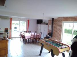 maison, Locoal-Mendon