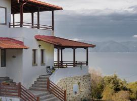 Klisouri Beach Villa, Иериссос (рядом с городом Stratónion)