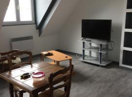 Studio moderne, Neufchâtel-en-Bray (рядом с городом Saint-Martin-l'Hortier)