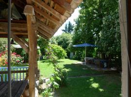 Maison d'hotes Le Jardin, Les Avenières