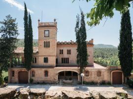 La vila Argençola, Castellnou de Bages (рядом с городом Navás)