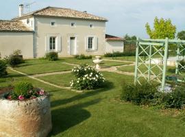 Chambres d'Hôtes L'En Haut des Vignes, Mérignac