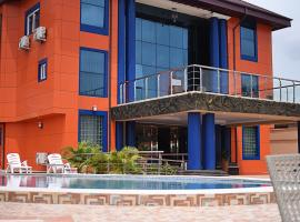 Rosapearl Hotel, Kumasi (рядом с городом Ochirikrom)