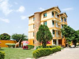 Tropical Suites Hotel, Arua
