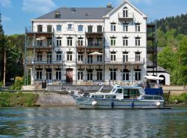Residence De La Meuse, Waulsort (Falmagne yakınında)