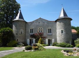 Domaine de Vidaussan., Labroquère