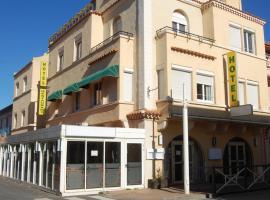 Hotel De La Plage, Valras-Plage