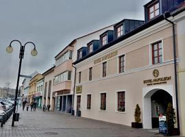 Hotel Napoleon Austerlitz, Slavkov u Brna (Rousínov yakınında)