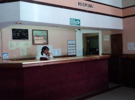 Hotel Centenario, Saltillo (Near Arteaga Region)