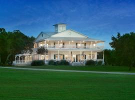 Rose Hill Manor . AAA Four Diamond Inn