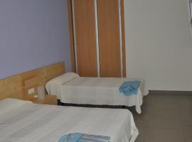 Apartamentos Elospa, Giniginámar