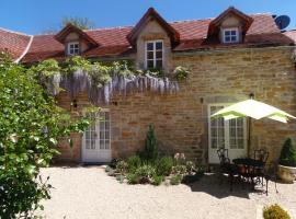 Les Fontaines Cottage, Martiel (рядом с городом La Capelle-Balaguier)