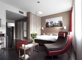 City Lofthotel Saint-Etienne