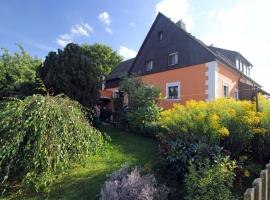 Ferienwohnung-Waldstrasse-mit-Garten-nur-50-Meter-vom-Wald-entfernt, Waldsassen (Kleinbüchlberg yakınında)