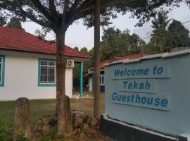 Tekah Homestay, Jerantut (Near Kuala Tahan)