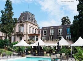 LE H - Hôtel & Restaurant, Барр