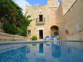 Authentic Gozo Villa