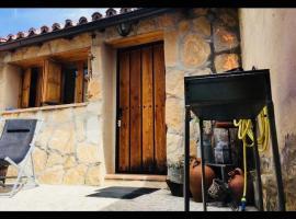 Refugio de Silvia, La Aldehuela (рядом с городом Hoyorredondo)