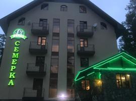 Отель Семерка