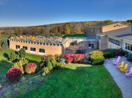Old Orchard Inn Resort and Spa, Wolfville (Kentville yakınında)