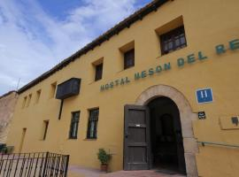 Hostal Mesón del Rey, Olocau del Rey (Mirambel yakınında)