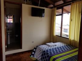 El Confort Quito Norte, Quito (Hacienda La Posta yakınında)