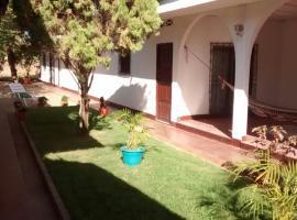 Leon, Hostal, El Venado (Near North Caribbean Region)