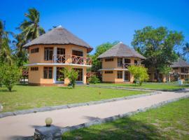 Saadani park hotel, Mkwaja