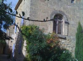 la lavandine, Fontarèches (рядом с городом Ла Бастид-д'Ангра)
